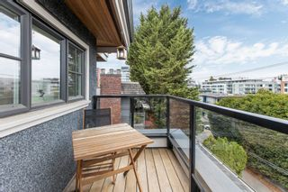 """Photo 21: 323 E 7TH Avenue in Vancouver: Mount Pleasant VE Townhouse for sale in """"ESSENCE"""" (Vancouver East)  : MLS®# R2614906"""