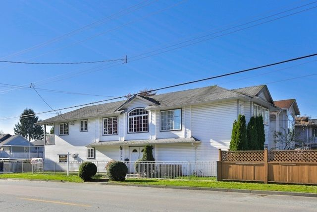Main Photo: 3149 OXFORD STREET in : Glenwood PQ House for sale : MLS®# R2022563