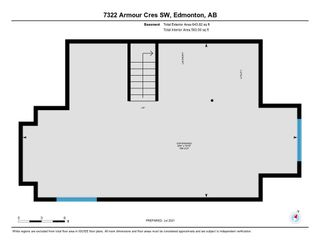 Photo 17: 7322 ARMOUR Crescent in Edmonton: Zone 56 House for sale : MLS®# E4254924