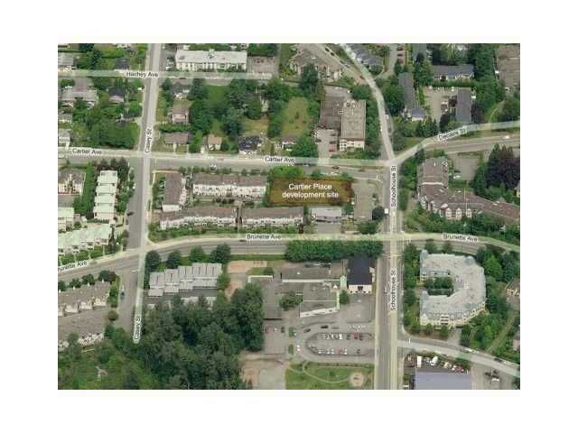 Main Photo: 1418 CARTIER Avenue in Coquitlam: Maillardville Land for sale : MLS®# V855965