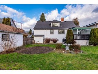 Photo 36: 46270 MAPLE Avenue in Chilliwack: Chilliwack E Young-Yale House for sale : MLS®# R2528187