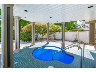 """Photo 34: 106 19649 53 Avenue in Langley: Langley City Townhouse for sale in """"Huntsfield Green"""" : MLS®# R2595915"""
