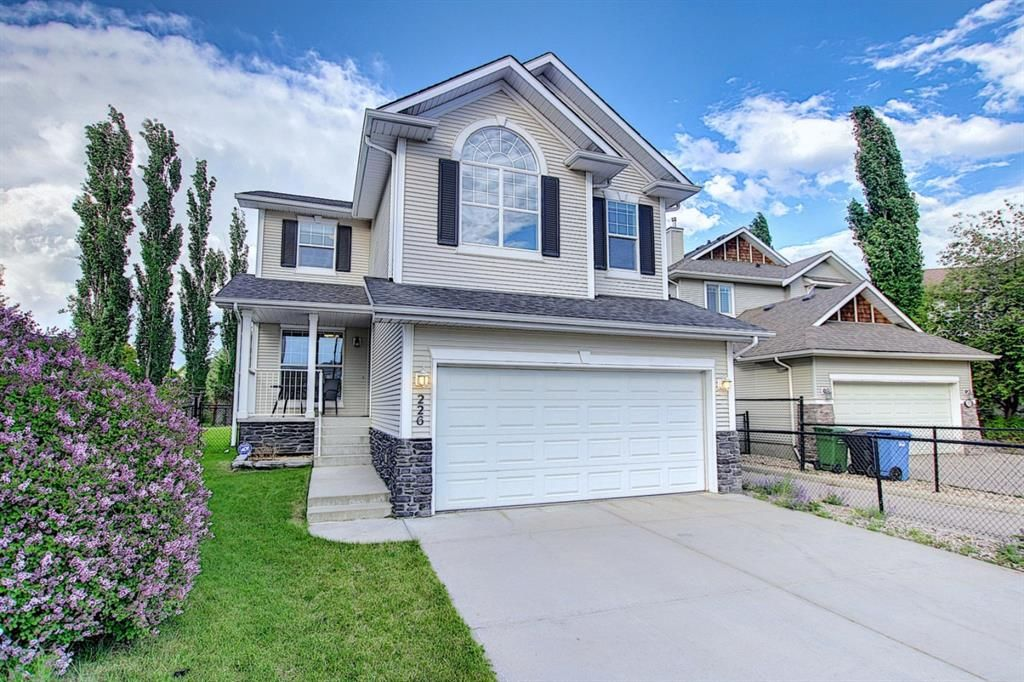 Main Photo: 226 Cougarstone Gardens SW in Calgary: Cougar Ridge Detached for sale : MLS®# A1120845