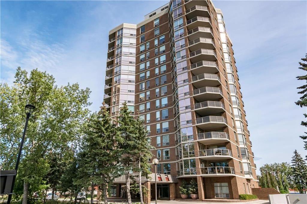 Main Photo: 1403 180 Tuxedo Avenue in Winnipeg: Tuxedo Condominium for sale (1E)  : MLS®# 202002406