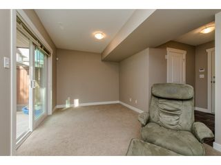 Photo 17: 1 45085 WOLFE ROAD in Chilliwack: Chilliwack W Young-Well Townhouse for sale : MLS®# R2201003