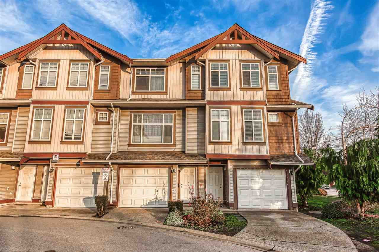 Main Photo: 1 12585 72 Avenue in Surrey: West Newton Townhouse for sale : MLS®# R2419763