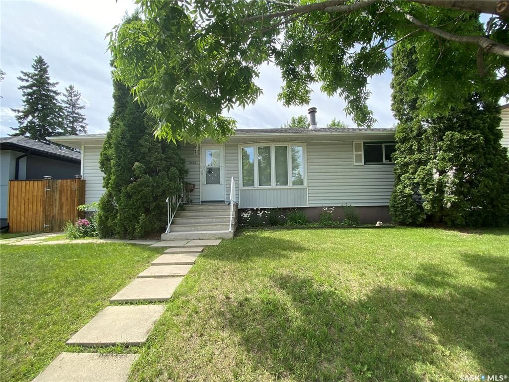 Main Photo: 2426 Clarence Avenue South in Saskatoon: Avalon Residential for sale : MLS®# SK868277