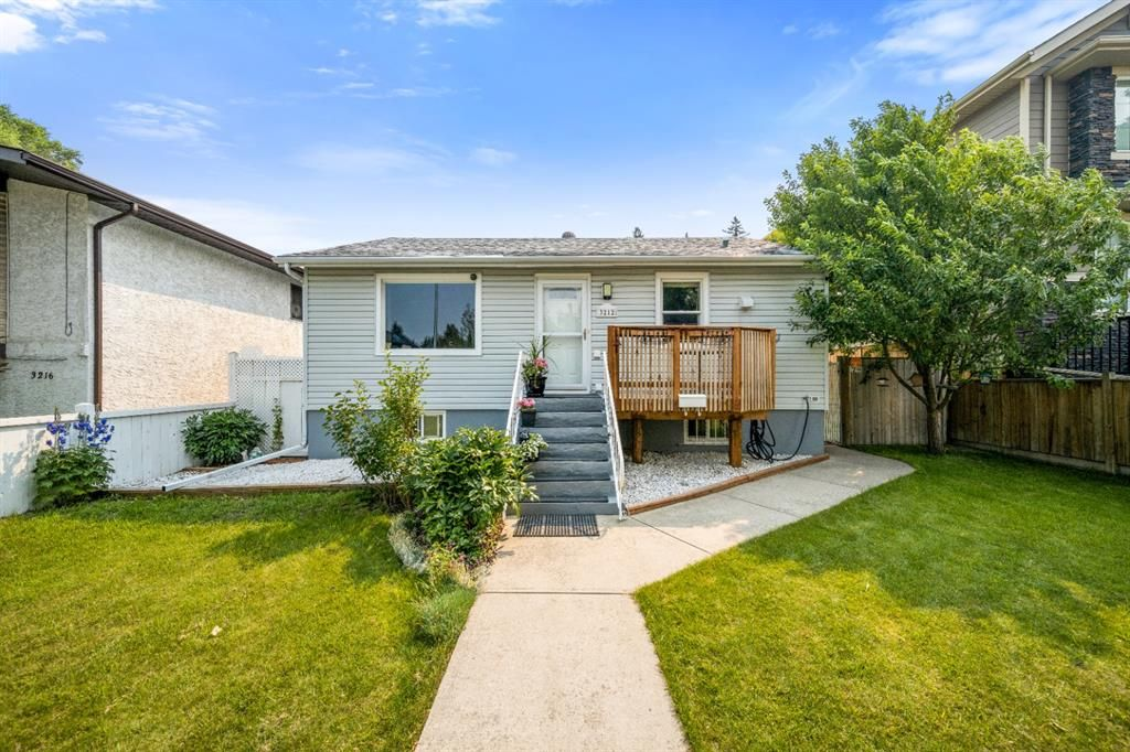 Main Photo: 3212 4A Street NW in Calgary: Mount Pleasant Detached for sale : MLS®# A1131998