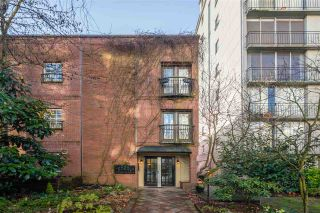 """Photo 1: 109 1940 BARCLAY Street in Vancouver: West End VW Condo for sale in """"Bourbon Court"""" (Vancouver West)  : MLS®# R2531216"""