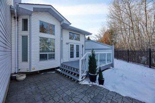 Photo 40: 44 3 POIRIER Avenue: St. Albert House Half Duplex for sale : MLS®# E4223810