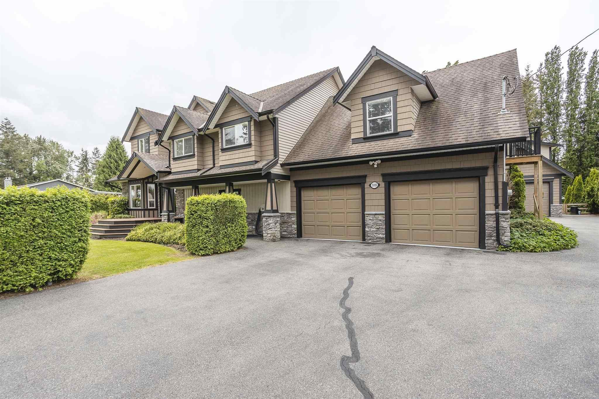 """Main Photo: 5105 237 Street in Langley: Salmon River House for sale in """"Salmon River"""" : MLS®# R2602446"""