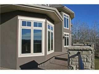Photo 17: 20 Grandview Rise in CALGARY: Rural Rocky View MD Residential Detached Single Family for sale : MLS®# C3456497