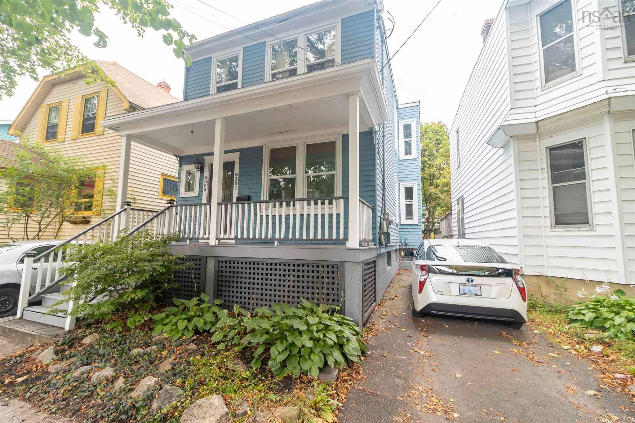 Main Photo: 6301 6303 Allan Street in Halifax: 4-Halifax West Multi-Family for sale (Halifax-Dartmouth)  : MLS®# 202122955