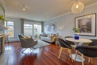 """Photo 4: 404 2161 W 12TH Avenue in Vancouver: Kitsilano Condo for sale in """"THE CARLINGS"""" (Vancouver West)  : MLS®# R2502485"""