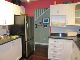 """Photo 6: 23 780 W 15TH Avenue in Vancouver: Fairview VW Townhouse for sale in """"SIXTEEN WILLOWS"""" (Vancouver West)  : MLS®# V1108293"""