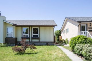 Main Photo: 3121 49 Street SW in Calgary: Glenbrook Semi Detached for sale : MLS®# A1124169