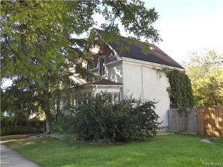 Photo 1: 850 Banning Street in Winnipeg: Sargent Park Residential for sale (5C)  : MLS®# 1624666