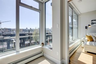 """Photo 19: 512 159 W 2ND Avenue in Vancouver: False Creek Condo for sale in """"Tower Green at West"""" (Vancouver West)  : MLS®# R2572677"""