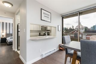 "Photo 7: 602 1405 W 12TH Avenue in Vancouver: Fairview VW Condo for sale in ""The Warrenton"" (Vancouver West)  : MLS®# R2548052"