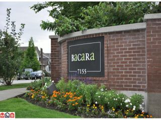 "Photo 1: 46 7155 189TH Street in Surrey: Clayton Townhouse for sale in ""Bacara"" (Cloverdale)  : MLS®# F1123537"