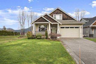 "Photo 1: 44 14500 MORRIS VALLEY Road in Mission: Lake Errock House for sale in ""Eagle Point Estates"" : MLS®# R2527456"