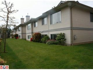 Photo 10: 5 2023 WINFIELD Drive in Abbotsford: Abbotsford East Townhouse for sale : MLS®# F1106171