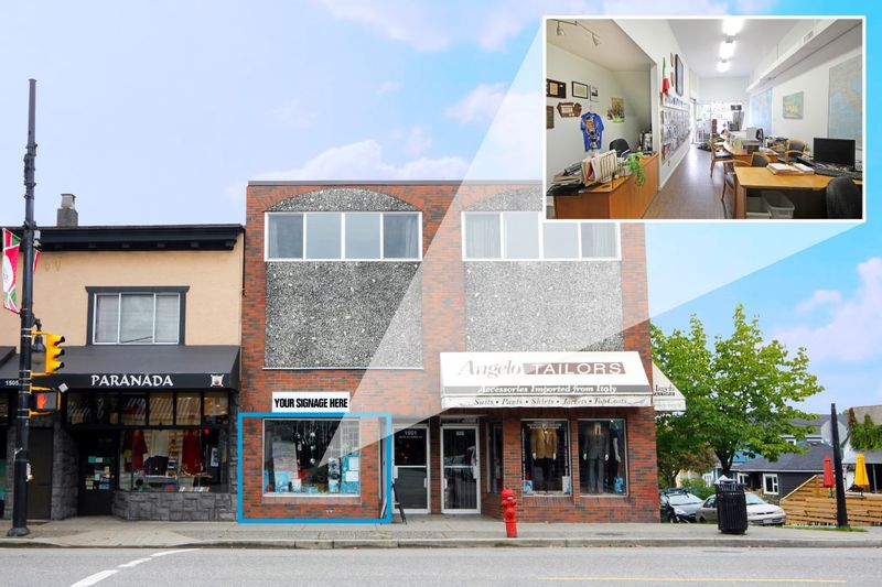 FEATURED LISTING: 1503 Commercial Drive Vancouver