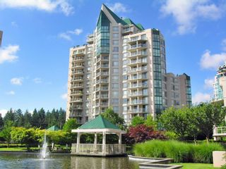 """Photo 3: 1703 1199 EASTWOOD Street in Coquitlam: North Coquitlam Condo for sale in """"The Selkirk"""" : MLS®# R2616911"""