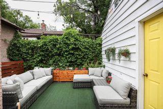 Photo 33: 32 Stranmillis Avenue in Winnipeg: St Vital Residential for sale (2D)  : MLS®# 202114383