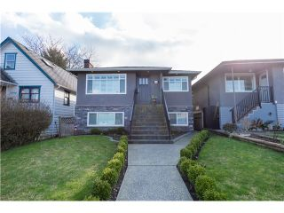 Photo 1: 4340 ALBERT ST in Burnaby: Vancouver Heights House for sale (Burnaby North)  : MLS®# V1107132