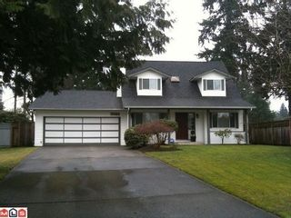 Photo 1: 13082 61ST Ave in Surrey: Panorama Ridge Home for sale ()  : MLS®# F1026612