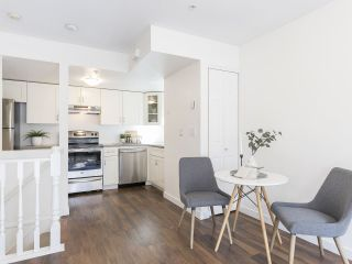 """Photo 7: 735 W 7TH Avenue in Vancouver: Fairview VW Townhouse for sale in """"The Fountains"""" (Vancouver West)  : MLS®# R2544086"""