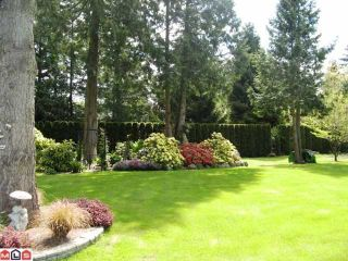 """Photo 8: 2148 179TH Street in Surrey: Hazelmere House for sale in """"REDWOOD PARK ESTATES"""" (South Surrey White Rock)  : MLS®# F1221013"""