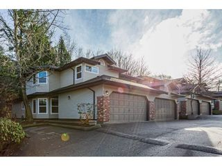 """Photo 1: 53 36060 OLD YALE Road in Abbotsford: Abbotsford East Townhouse for sale in """"Mountainview Village"""" : MLS®# R2430717"""