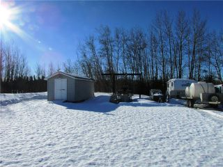 """Photo 16: 12148 WEST BY PASS Road in Fort St. John: Fort St. John - Rural W 100th House for sale in """"FISH CREEK"""" (Fort St. John (Zone 60))  : MLS®# N233953"""