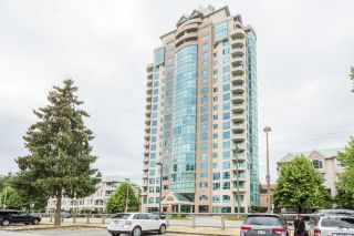 """Photo 1: 2002 3071 GLEN Drive in Coquitlam: North Coquitlam Condo for sale in """"PARC LAURANT"""" : MLS®# R2276990"""
