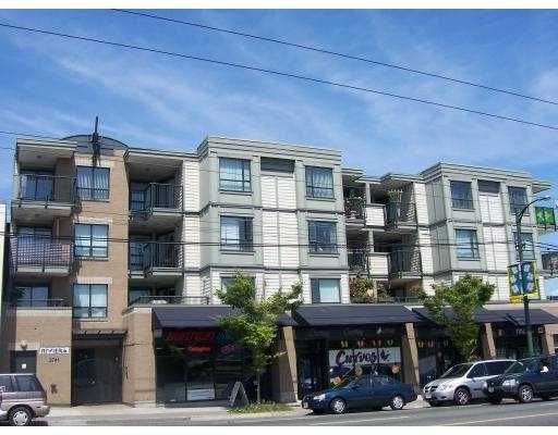 """Main Photo: 406 2741 E HASTINGS ST in Vancouver: Hastings East Condo for sale in """"THE RIVIERA"""" (Vancouver East)  : MLS®# V598537"""