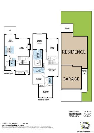Photo 44: 1632 ERKER Way in Edmonton: Zone 57 House for sale : MLS®# E4258728