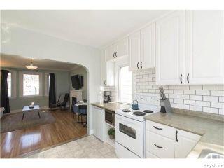 Photo 6: 140 Aubrey Street in Winnipeg: West End / Wolseley Residential for sale (West Winnipeg)  : MLS®# 1608340