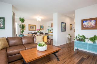 """Photo 1: 3 900 TOBRUCK Avenue in North Vancouver: Mosquito Creek Townhouse for sale in """"Heywood Lane"""" : MLS®# R2589572"""