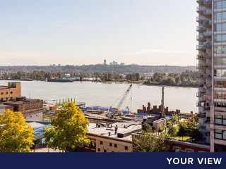 """Photo 1: 1105 680 CLARKSON Street in New Westminster: Downtown NW Condo for sale in """"THE CLARKSON"""" : MLS®# R2409786"""