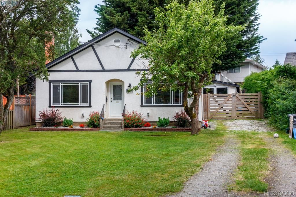 Main Photo: 2850 Rockwell Ave in VICTORIA: SW Gorge House for sale (Saanich West)  : MLS®# 762594