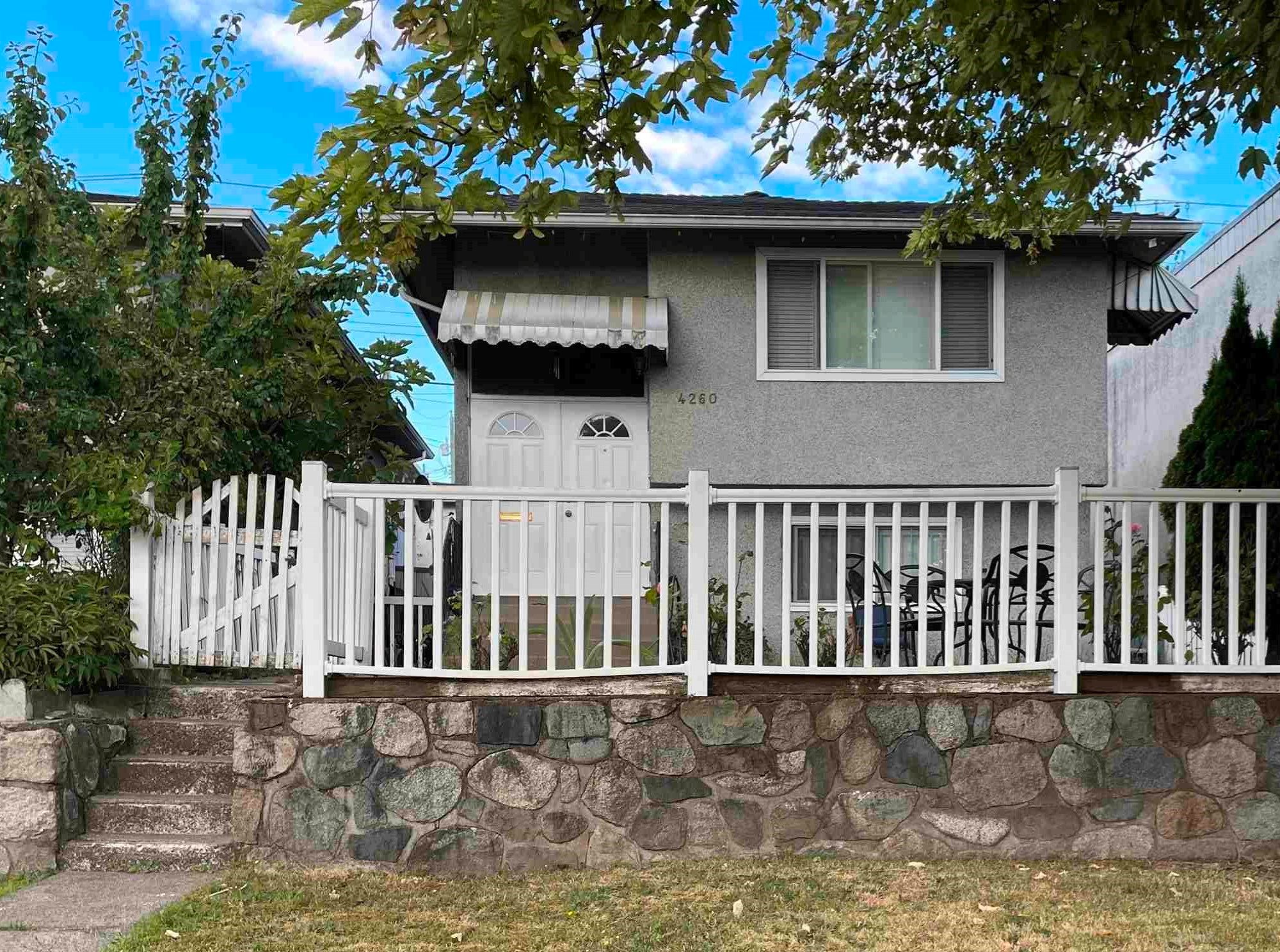 Main Photo: 4260 SLOCAN Street in Vancouver: Renfrew Heights House for sale (Vancouver East)  : MLS®# R2609013