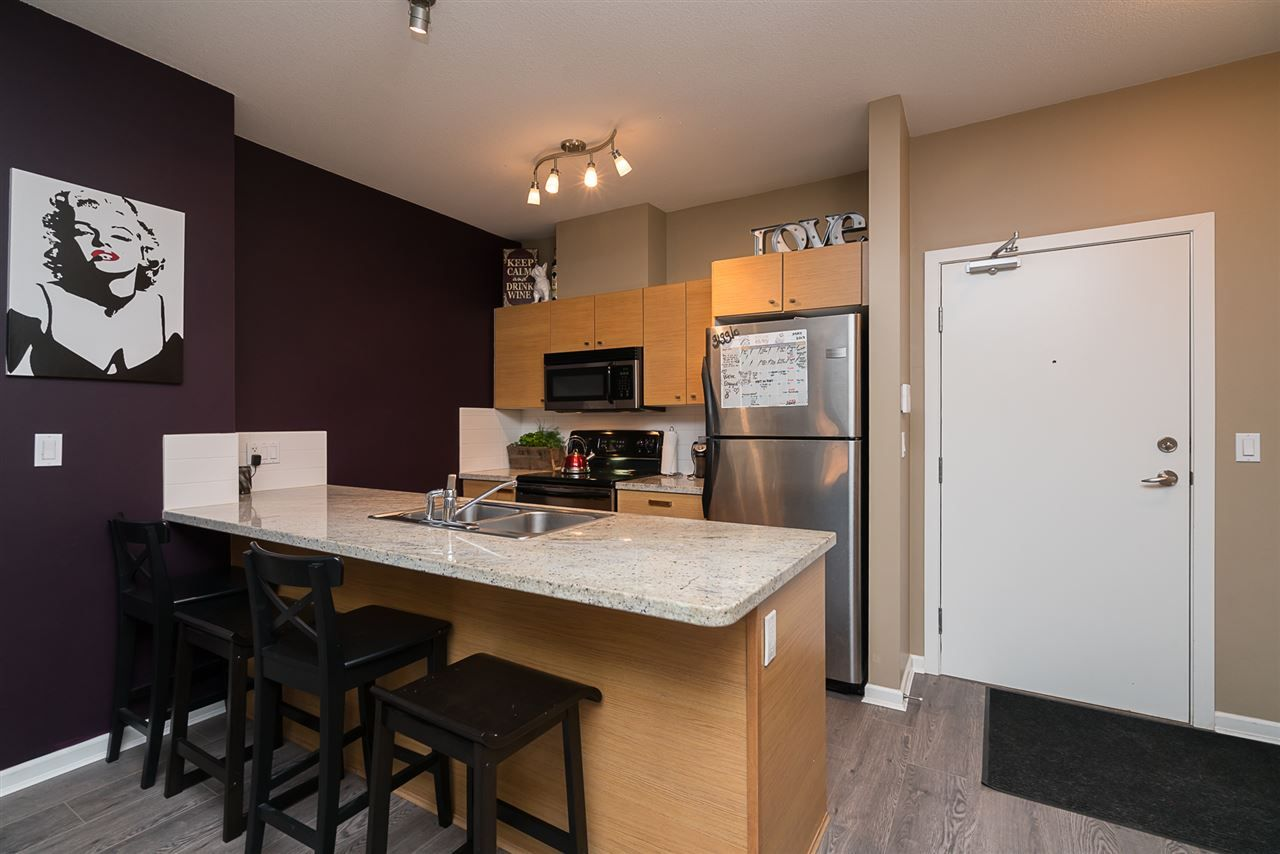 """Photo 3: Photos: 106 18755 68TH Avenue in Surrey: Clayton Condo for sale in """"COMPASS"""" (Cloverdale)  : MLS®# R2166874"""