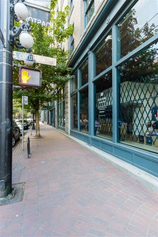 """Photo 28: 219 55 E CORDOVA Street in Vancouver: Downtown VE Condo for sale in """"KORET LOFTS"""" (Vancouver East)  : MLS®# R2560777"""