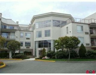 "Photo 1: 408 2626 COUNTESS Street in Abbotsford: Abbotsford West Condo for sale in ""WEDGEWOOD"" : MLS®# F2924742"