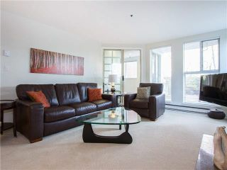 """Photo 2: 102 1502 ISLAND PARK Walk in Vancouver: False Creek Condo for sale in """"THE LAGOONS"""" (Vancouver West)  : MLS®# V1108312"""