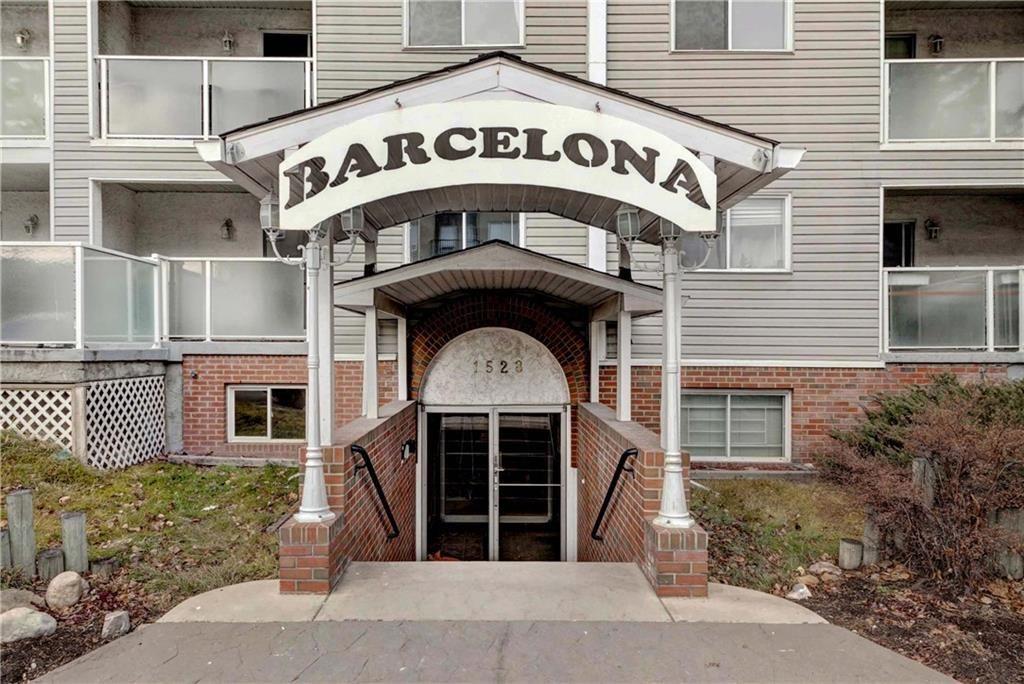 Main Photo: 114 1528 11 Avenue SW in Calgary: Sunalta Apartment for sale : MLS®# C4276336