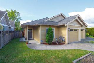 Photo 1: 1125 Verdier Ave in Central Saanich: CS Brentwood Bay Half Duplex for sale : MLS®# 842533