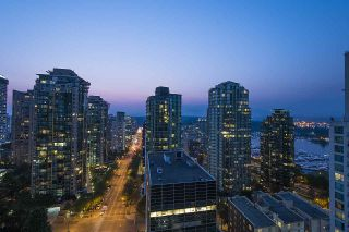 Photo 1: 2104 1239 W GEORGIA STREET in Vancouver: Coal Harbour Condo for sale (Vancouver West)  : MLS®# R2195458